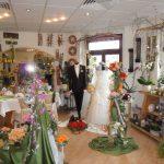 Florale Hochzeitswelt